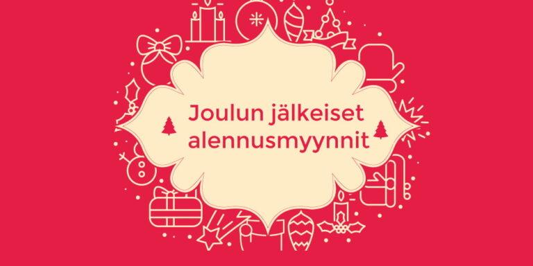 Joulunjälkeinen ALE